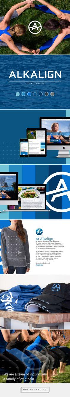 Alkalign Studios Branding by PERSONIFY
