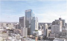 Oakland: 1640 Broadway - Residential Tower Would Bring 250 Apartments to Downtown Oakland - East Bay Redeveloped