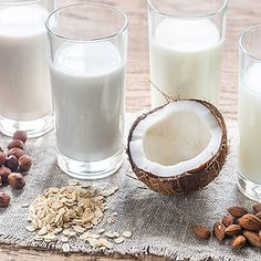Which Non-Dairy Milk Alternative Is Right for You? - Health Mobile