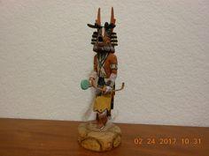 Hopi Kachina-Honan (Badger Kachina)