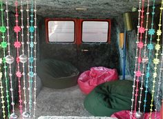 30+ Unique Hippie Van Interior