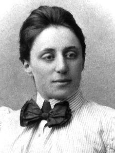 """This post is an edited version of a post which originally appeared on the wonderful Saints, Sisters and Sluts blog (which you should definitely check out!) """"Fraulein Noether was the most significan..."""