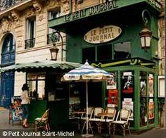 Le petit journal St Micheal Paris Jazz