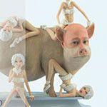 Eric van Straaten Bliss 3D Printed Art Fuma Contemporary Bunkyo Art