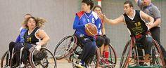 ça va tomber Basket Handisport