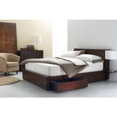 exceptional vienna queen size storage bed