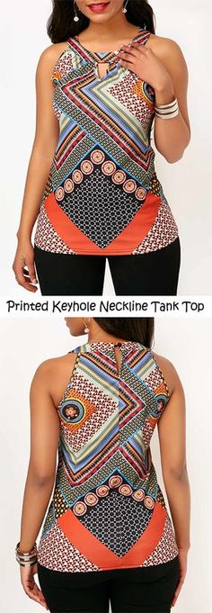 womens african fashion 684 by laviye African Print Dresses, African Fashion Dresses, African Dress, Fashion Outfits, Womens Fashion, Kitenge, African Attire, African Wear, African Tops