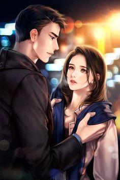 Cute Couple Drawings, Cute Couple Art, Anime Couples Drawings, Anime Couples Manga, Romantic Anime Couples, Romantic Manga, Cute Couples, Emo Anime Girl, Anime Cupples