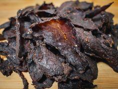 Beef Jerky - schnell und einfach selbst gemacht! - Delikatessenschmiede.de