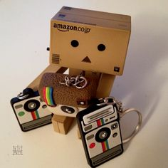 Danbo on instagram