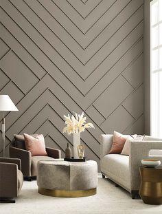 dreamland Paint Color Palettes, Paint Colors, Focal Wall, Wall E, Barndominium, Painted Paper, Neutral Tones, Green Colors, House Design