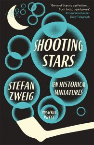 Shooting Stars by Stefan Zweig; design by David Pearson