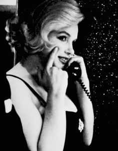 Always Marilyn Monroe — Marilyn by Manfred Kreiner in March 1959.