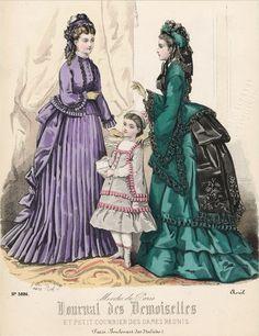 Journal des Demoiselles 1873