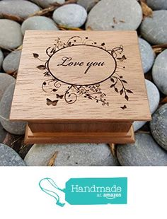 Music box, custom made music box, you and me, handmade music box, valentines day gift, anniversary gift, wooden anniversary gift, Love you, simplycoolgifts from Simplycoolgifts http://www.amazon.com/dp/B01B6R6MCA/ref=hnd_sw_r_pi_dp_gHHpxb0JRZQFE #handmadeatamazon