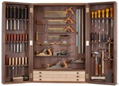 A selection of Lie-Nielson hand tools