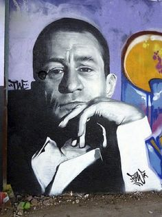 TWE CREW * http://www.twecrew.com/ * Robert DeNiro ~ black n white ~ portrait