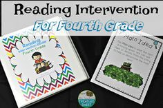Reading intervention in fourth grade! Help your fourth grade students that struggle in reading! 4th Grade Reading, Guided Reading, Teaching Reading, Formative Assessment, Reading Intervention, Upper Elementary, Fourth Grade, Small Groups, Phonics