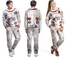 One small nap for a man (or woman) with this Apollo 11 sweatsuit http://cnet.co/1xmSroL