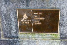 Laganside Art Trail - Trawl 2000 -  #infomatique