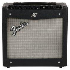Fender Mustang I V.2 Guitar Combo Amp at Gear4music.ie