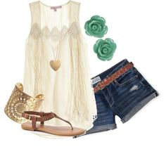 """Country Summer"" by felicia-alexandra on Polyvore"