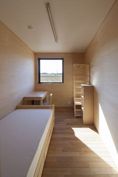 Tsukuba-Aiji-en, a children's nursing home, by Ks Architects