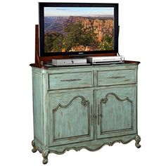 TV Lift Cabinet for 32-46 inch Flat Screens (Weathered Bl... https://www.amazon.com/dp/B00GKR3VW6/ref=cm_sw_r_pi_awdb_x_4FoGybXE0TXPG
