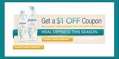 $1 Off Coupon for Jergens Ultra Healing Extra Dry Skin Moisturizer