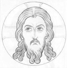 Спас Religious Images, Religious Icons, Religious Art, Byzantine Icons, Byzantine Art, Writing Icon, Small Icons, Jesus Art, Art Carved