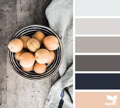 { fresh hues } image via: @kimklassen  - Voor meer kleurinspiratie kijk ook eens op http://www.wonenonline.nl/interieur-inrichten/interieur-kleur/