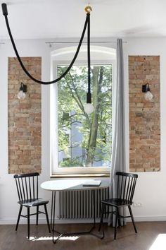 Apartament Grey; proj. Glanc Studio, dining room