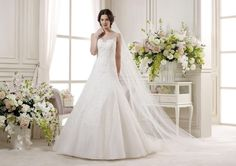 Wedding Dress Colet  COAB14101IV 2014