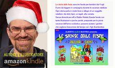 http://amzn.eu/gVzdbbZ #AlbertoALBUSbustreo #bambini #natale #babbonatale #elfi #panettone #dolci #natale #favole #amazon #ebook