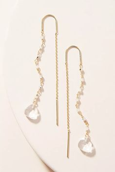 Women's Jewelry | Fashion Jewelry for Women | Anthropologie Women Jewelry, Fashion Jewelry, Wedding Designs, Anthropologie, Gold Necklace, Jewels, Earrings, Gold Pendant Necklace, Jewelery