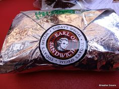 Earl of Sandwich!! The best sandwich in the world. Got to try it if you go to vegas inside planet hollywood. I had it all three days i was there