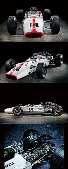 1967Honda RA300