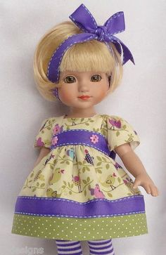 The SWEETEST FACE a doll could ever have!  Sophie - Tonner's Ann Estelle Friend Doll.  Outfit by SSDesigns