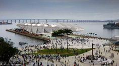 """BLOG ÁLVARO NEVES """"O ETERNO APRENDIZ"""" : MAIS DE 6 MIL PESSOAS VISITARAM O MUSEU DO AMANHÃ,..."""