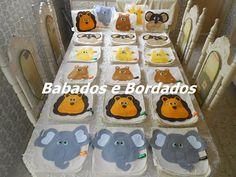 Babados & Bordados: Mochilinha : Tema Safari