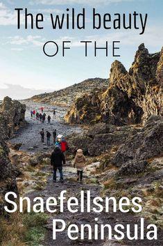 The Wild Beauty of the Snaefellsnes Peninsula