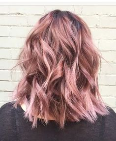 Rose Gold from Lucy Pop Salon