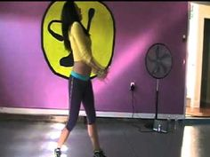 DANCE DANCE- ZUMBA WITH ANGEL. This one is fun to dance to