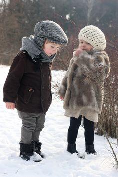 Vivi & Oli-Baby Fashion Life: Winter is back