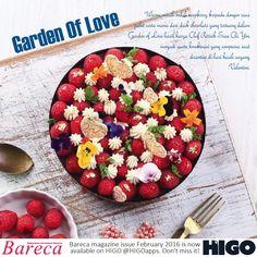 Don't miss the latest issue of Bareca Magazine Now available on HIGO #digitalmagazine