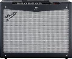 Fender Mustang IV Electric Guitar Amplifier by Fender. $449.99. HIGH-SPEED, AMPED-UP AND LOUD  The new Fender Mustang amplifier series raises the standard for  modern guitar versatility and muscle. Driven by incredibly authentic  amp models and a huge bank of built-in effects, Mustang amplifiers  come equipped with USB connectivity and Fender FUSE™  software, allowing your musical creativity and imagination to run  wild.  Mustang IV is a 150-watt open-back combo w...