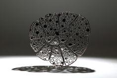 'Particle'sculptures by Korean artistJang Yong Sun