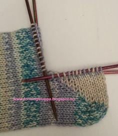 Let your fingers do the walking: Tå-opp sokker. Crochet Basket Pattern, Crochet Patterns, Drops Design, Fingers, Knitting, Accessories, Socks, Tricot, Shoes
