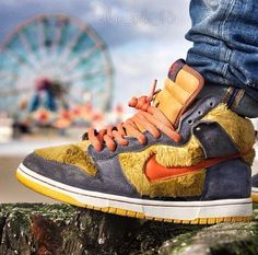 "Nike SB Dunk High - ""Three Bears/Papa Bear"""