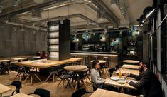 View the full picture gallery of OhBo Organic Cafe Cafe Shop, Cafe Bar, Cafe Restaurant, Restaurant Design, Retail Interior Design, Arch Interior, Scandinavian Style, Cafe Pictures, Barcelona Restaurants